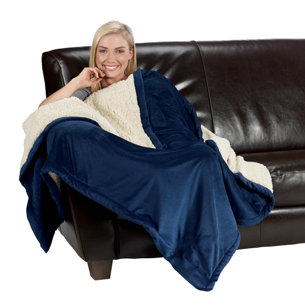 Swaeter Knitted Blanket